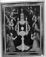 Aanbidding van het Heilig Sacrament