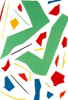 Messerschnitt (Variation Grün)