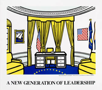 A New Generation of Leadership: Paid off by the Democratic National Commitee