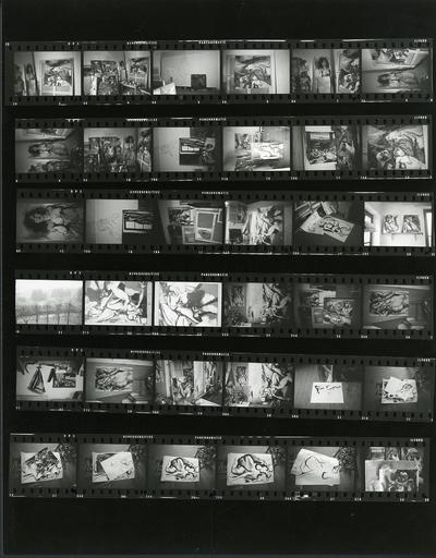 Servizio fotografico Varese, 1961