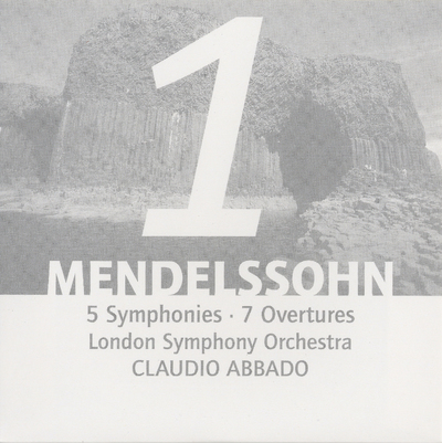 Image from object titled CD 4: Symphonies nos. 4 & 5 ; Overture for wind instruments