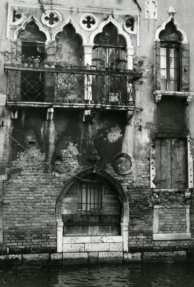Image from object titled Servizio fotografico Venezia, 1969-1968