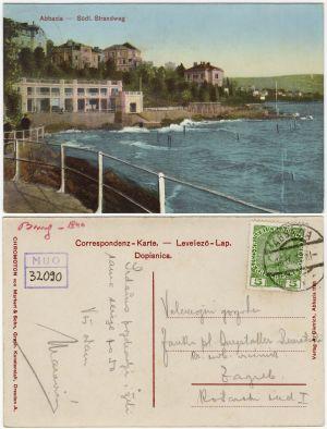 Image from object titled Opatija - Južna plaža