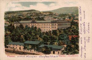 Image from object titled Rijeka - Pomorska akademija