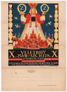 X. VELETRHY