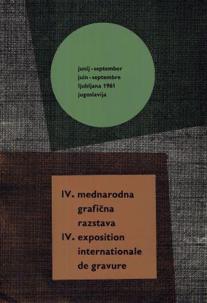 IV. mednarodna grafična razstava