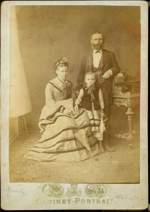 Obitelj Mende