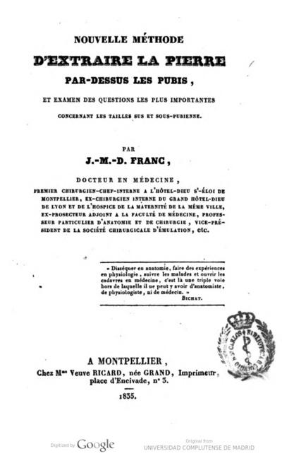 Image from object titled Nouvelle méthode d'extraire la pierre par-dessus les pubis...