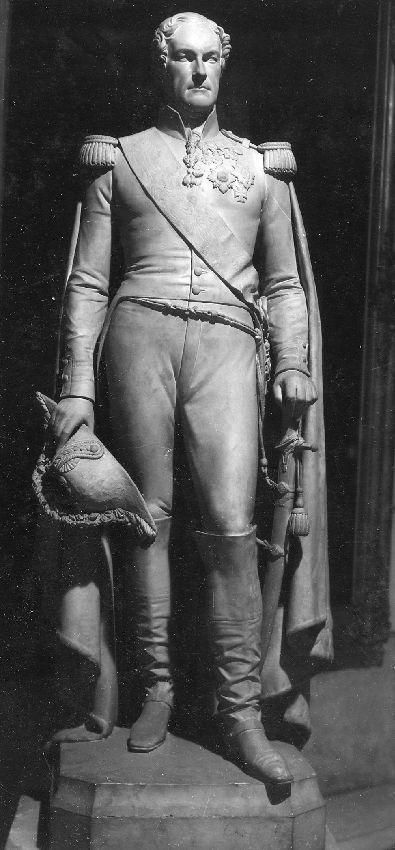Portrait de Léopold Ier, roi des Belges