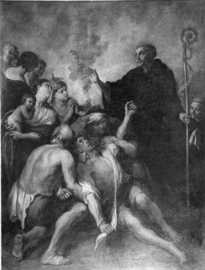 Episode uit het leven van de H.Benediktus