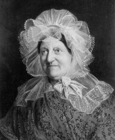 Portrait de Madame Lion-Mathieu