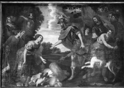 David en Abigaïl
