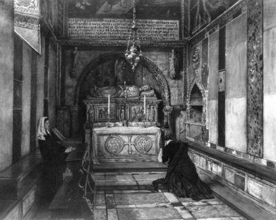 Intérieur de la chapelle Saint-Isidore à Venise