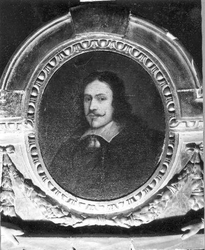Portret van Bonaventure Peeters