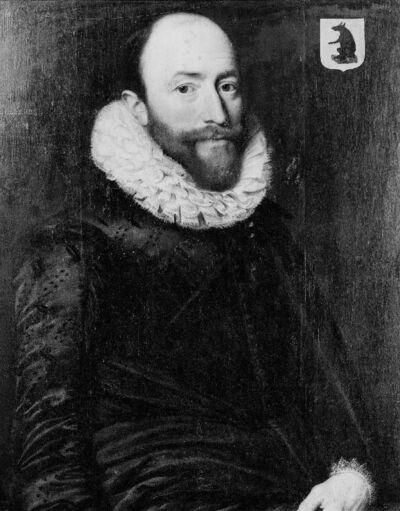 Portret van Gysbert V Paulusz. van Beresteyn