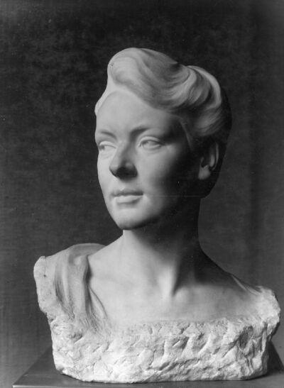 Image from object titled Portrait en buste de Juliette Samuel, née Blum (1877-1931)