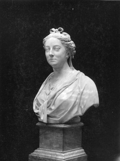 Buste de lady Jemima Dutton