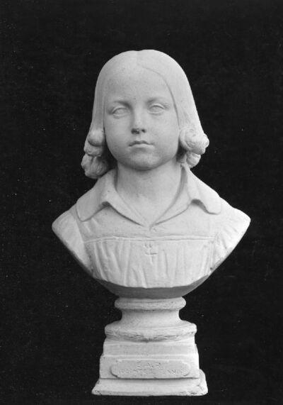 Portrait en buste de Philippe comte de Flandre, enfant (1837-1905)