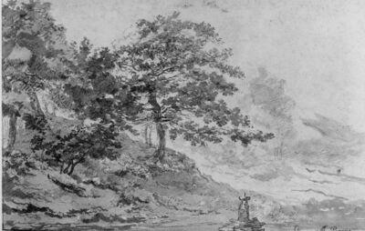 Landschap in de omgeving van Kleve