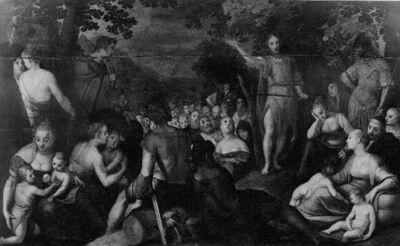 Predeking van H.Johannes de Doper