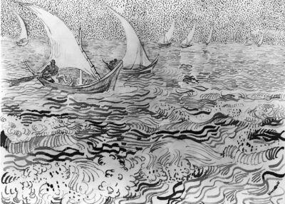 Marine aux Saintes-Maries-de-la-Mer