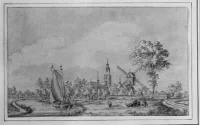 Het dorp Montfort (Nederland)