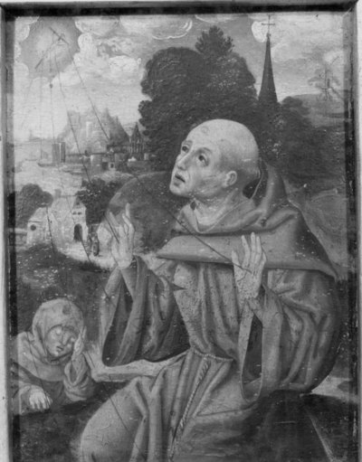 Saint François d'Assise recevant les stigmates