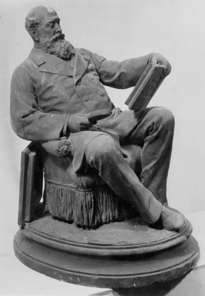 Statuette de M.Wilson