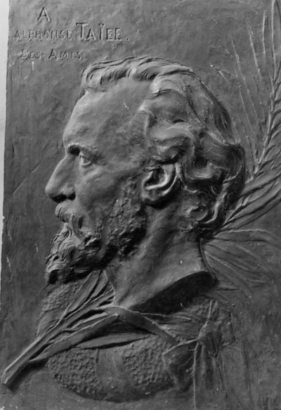 Portrait d'Alphonse Taïée
