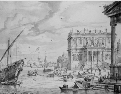 Image from object titled Italiaanse haven