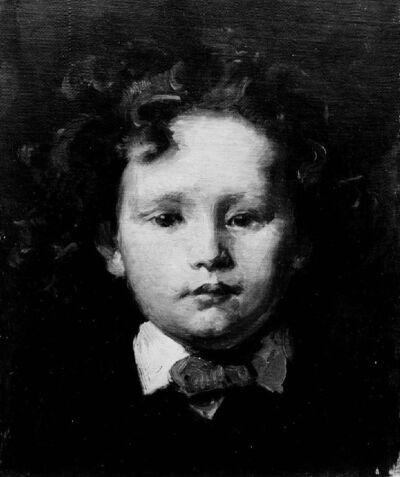 Portret van Paul Sulzberger