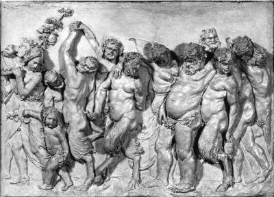 Bacchanale (procession de Dionysos)