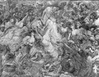 La mort d'Andronic