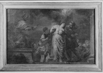 De Marteling van de heilige Agatha
