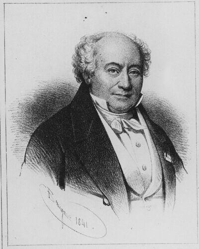 Portrait de Jacques Joseph Augustin de Stassart