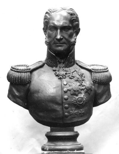 Portrait de Léopold Ier, roi de Belges (1790-1865)