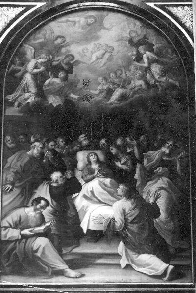 Dood van Maria