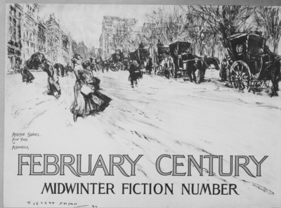 February Century, midwinter fiction number.