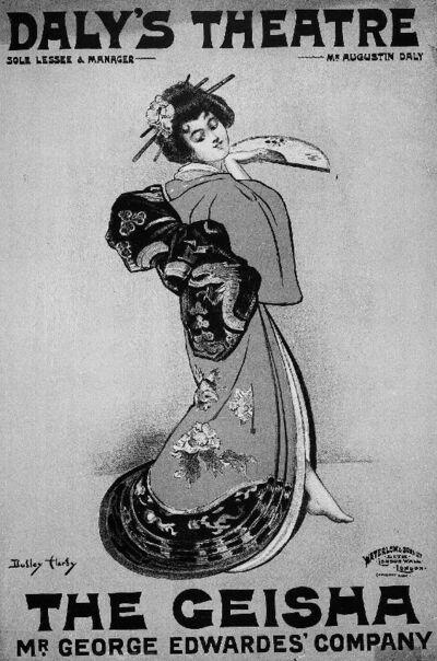 Daly's Theatre - The Geisha