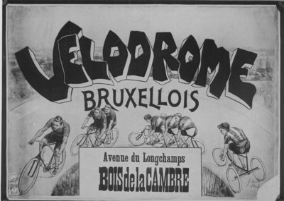 Vélodrome Bruxellois, Bois de la Cambre