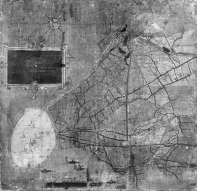 Wateringen van Broucke en Moerbeke - Zuid-over-Leie