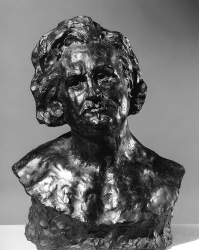 Portret van Honoré de Balzac