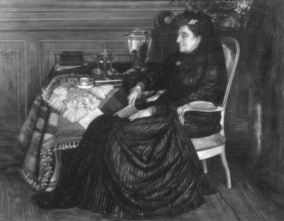 Portrait de la Comtesse de Rembowska, née Victorine Everard