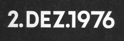 2.DEZ.1976