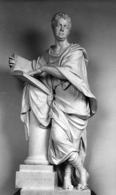 Portrait en pied de John Willet, Magistrat