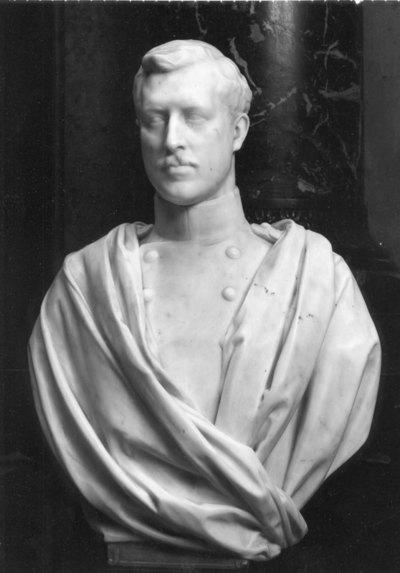 Borstbeeld van Koning Albert I
