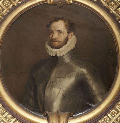 Portret van Willem van Oranje