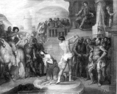 Onthoofding van de H. Paulus
