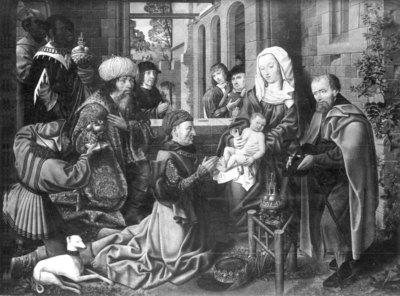 Triptiek van de Aanbidding der Koningen