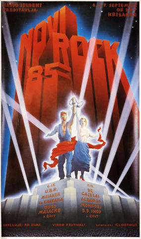NOVI ROCK 1985